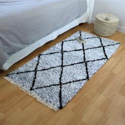 beni cherouite, tapis boucherouite