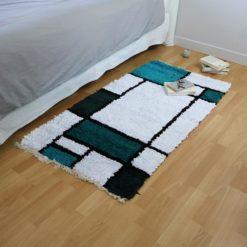Tapis Piet, tapis boucherouite