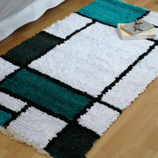 Piet, tapis marocain tissu