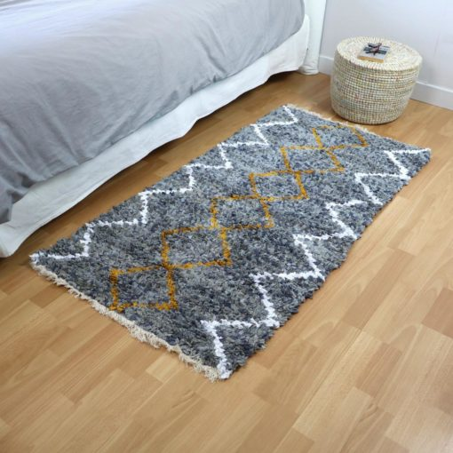 Nisa, tapis boucherouite