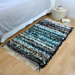 Azrou, tapis boucharouite