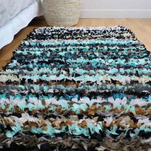 Azrou, tapis marocain fait main