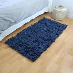 Petit Bouclé, tapis tissu