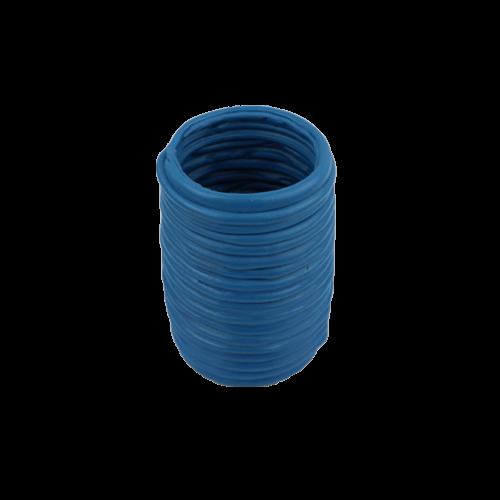 Pot en plastique recyclé pour une déco recup