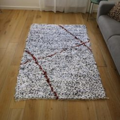 Beni Art Déco, tapis upcycling