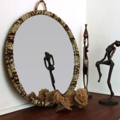 Miroir chutes de tissus - KANAM