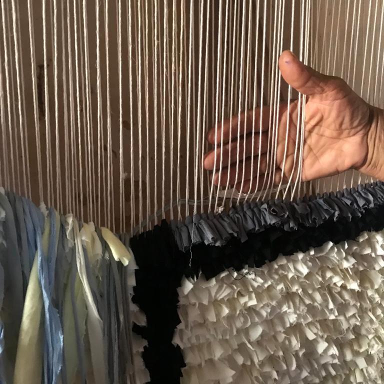 Artisans tapis boucherouite bohup