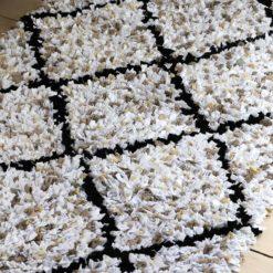 tapis boucherouite - beni cherouite éco-responsable