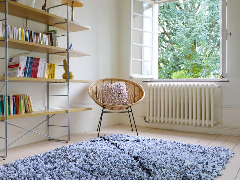 Comment nettoyer un tapis boucherouite ?  nos conseils