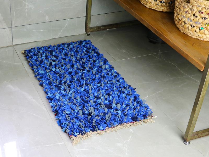 Comment nettoyer un tapis boucherouite ? Petit tapis boucherouite