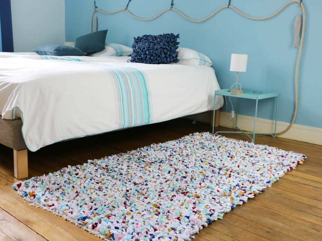 Tapis chambre cocooning