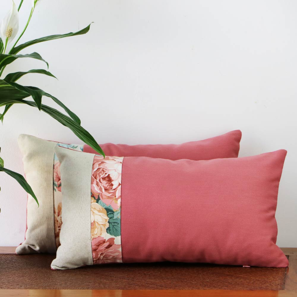 Coussin recyclé Confiserie made in france